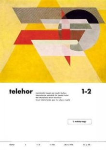 Telehor: Internationale Zeitschrift Fur Visuelle Kultur : Facsimile Reprint and Commentary, Paperback / softback Book