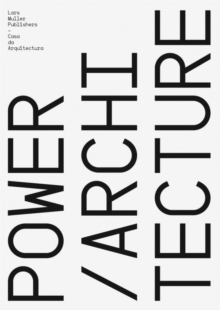 Power/Architecture, Paperback / softback Book