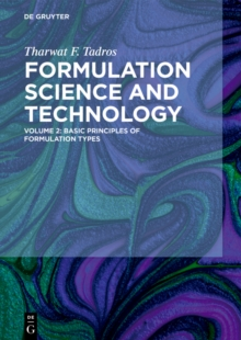 Basic Principles of Formulation Types, EPUB eBook