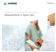 Measurements in Spine Care, Hardback Book