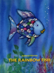 The Rainbow Fish, Paperback Book