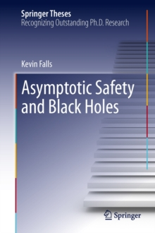 Asymptotic Safety and Black Holes, Hardback Book