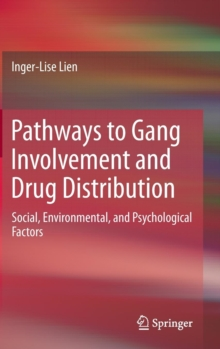 Pathways to Gang Involvement and Drug Distribution : Social, Environmental, and Psychological Factors, Hardback Book