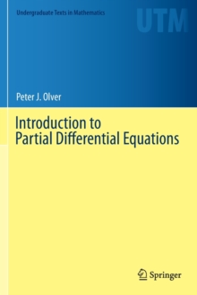 Introduction to Partial Differential Equations, Hardback Book