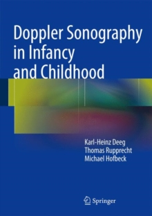 Doppler Sonography in Infancy and Childhood, Hardback Book