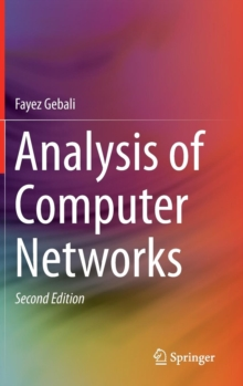 Analysis of Computer Networks, Hardback Book
