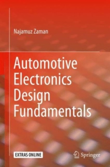 Automotive Electronics Design Fundamentals, Hardback Book