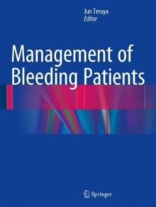 Management of Bleeding Patients, Paperback / softback Book
