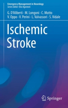 Ischemic Stroke, Paperback / softback Book