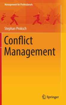 Conflict Management, Hardback Book