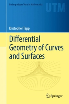 Differential Geometry of Curves and Surfaces, Hardback Book