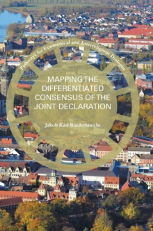 Mapping the Differentiated Consensus of the Joint Declaration, Hardback Book