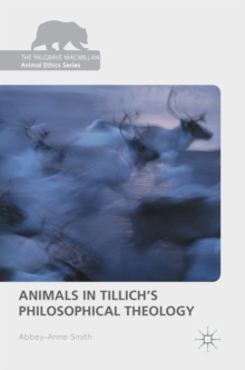 Animals in Tillich's Philosophical Theology, Hardback Book