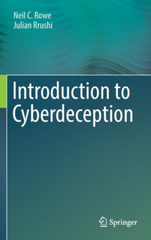 Introduction to Cyberdeception, Hardback Book