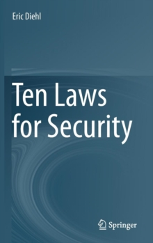 Ten Laws for Security, Hardback Book