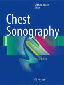 Chest Sonography, Hardback Book