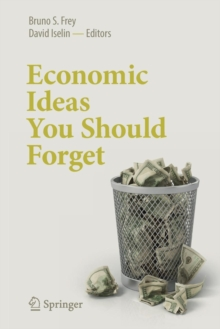 Economic Ideas You Should Forget, Paperback / softback Book