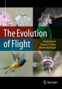 The Evolution of Flight, Hardback Book