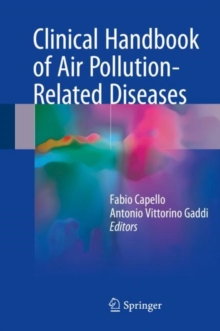 Clinical Handbook of Air Pollution-Related Diseases, Hardback Book
