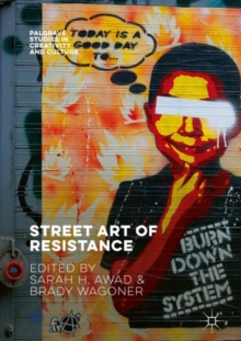 Street Art of Resistance, Hardback Book