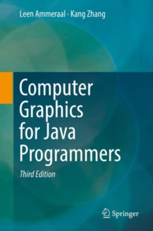 Computer Graphics for Java Programmers, Hardback Book