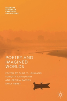 Poetry And Imagined Worlds, Hardback Book