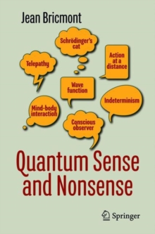 Quantum Sense and Nonsense, Paperback Book