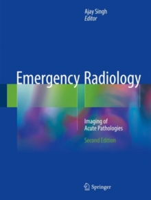 Emergency Radiology : Imaging of Acute Pathologies, Hardback Book