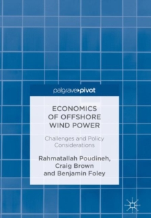 Economics of Offshore Wind Power : Challenges and Policy Considerations, Hardback Book