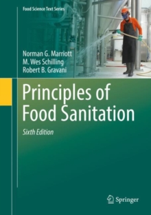 Principles of Food Sanitation, Hardback Book