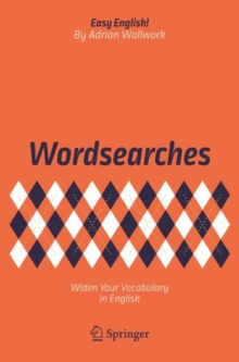 Wordsearches : Widen Your Vocabulary in English, Paperback / softback Book