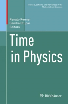 Time in Physics, Paperback / softback Book