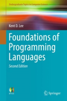 Foundations of Programming Languages, Paperback / softback Book