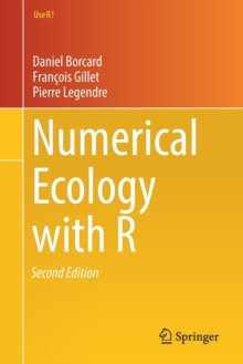 Numerical Ecology with R, Paperback / softback Book