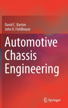 Automotive Chassis Engineering, Hardback Book