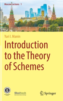 Introduction to the Theory of Schemes, Hardback Book