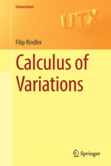 Calculus of Variations, Paperback / softback Book