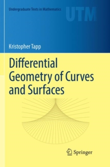 Differential Geometry of Curves and Surfaces, Paperback / softback Book