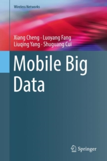 Mobile Big Data, EPUB eBook
