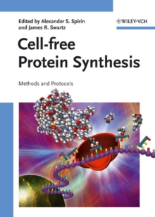 Cell-free Protein Synthesis : Methods and Protocols, Hardback Book