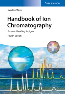Handbook of Ion Chromatography : 3 Volume Set, Hardback Book