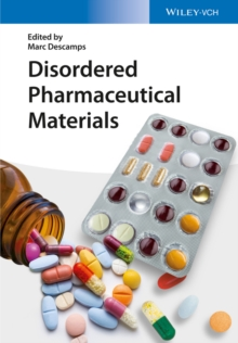 Disordered Pharmaceutical Materials, Hardback Book