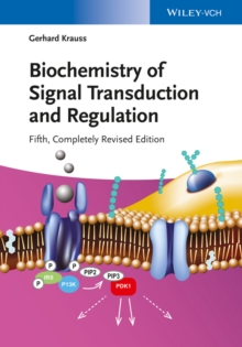 Biochemistry of Signal Transduction and Regulation, Paperback / softback Book