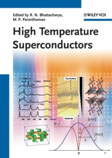 High Temperature Superconductors, Hardback Book