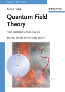 Quantum Field Theory : From Operators to Path Integrals, Paperback Book