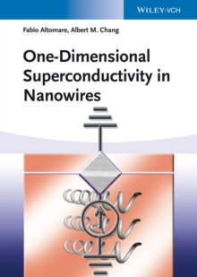 One-Dimensional Superconductivity in Nanowires, Hardback Book