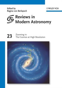 Zooming in : The Cosmos at High Resolution, Hardback Book