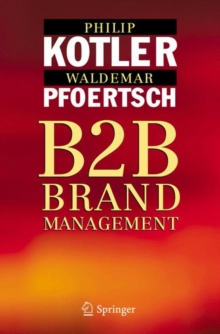 B2B Brand Management, Hardback Book