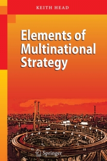 Elements of Multinational Strategy, Paperback / softback Book
