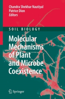 Molecular Mechanisms of Plant and Microbe Coexistence, Hardback Book